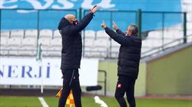İH Konyaspor-Kasımpaşa maçının ardından