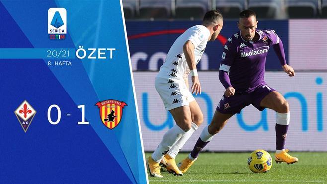 ÖZET | Fiorentina 0-1 Benevento