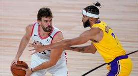 Marc Gasol, Lakers'ta!