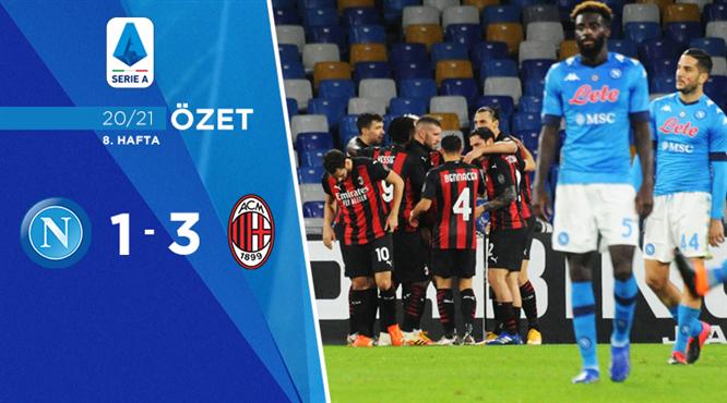 ÖZET | Napoli 1-3 Milan