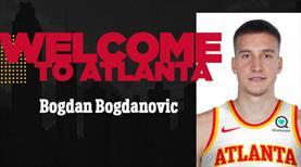 Bogdanovic, Atlanta Hawks'a tranfer oldu
