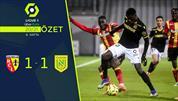 ÖZET | Lens 1-1 Nantes