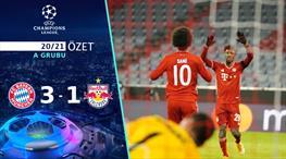 ÖZET | Bayern Münih 3-1 Salzburg