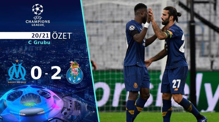 ÖZET   Marsilya 0-2 Porto