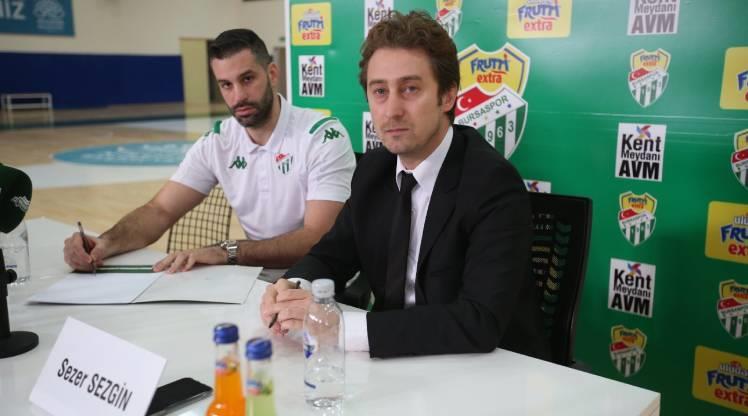 FE Bursaspor'da Alimpijevic dönemi