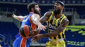 Fenerbahçe Beko 86-90 Valencia Basket