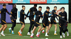 Galatasaray 5 eksikle Rize yolcusu