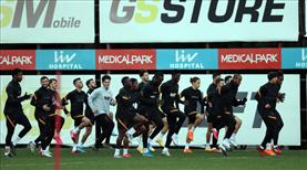 Galatasaray kafilesinde 7 önemli eksik