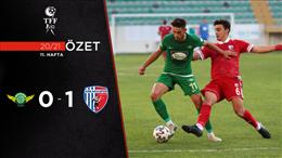 ÖZET | Akhisarspor 0-1 Ankaraspor