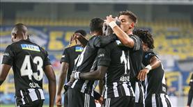 10 kişi Beşiktaş, Kadıköy'de kazandı