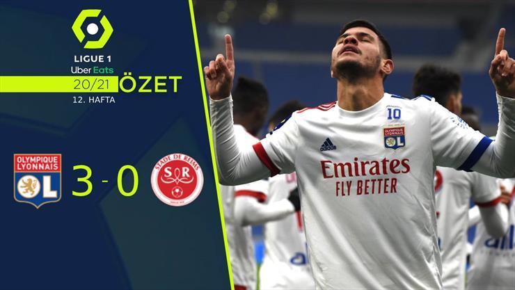 ÖZET | Lyon 3-0 Reims