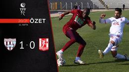 ÖZET | RH Bandırmaspor 1-0 AE Balıkesirspor