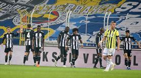 Beşiktaş, Fenerbahçe'yi 15 yıl sonra aynı skorla yendi