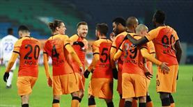 Galatasaray'dan rekor kıran hücum performansı