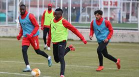 Sivasspor, Villarreal maçına hazırlanıyor