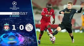 ÖZET   Liverpool 1-0 Ajax