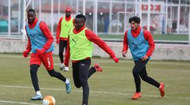 Sivasspor'da 4 kişinin testi pozitif