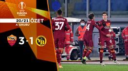 ÖZET | Roma 3-1 Young Boys