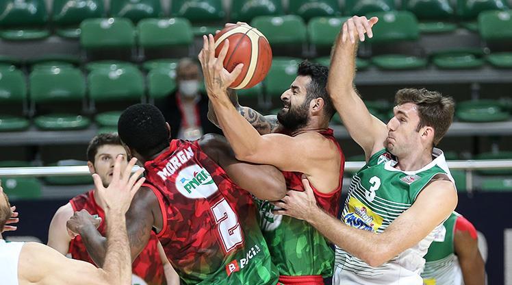 P. Karşıyaka, FE Bursaspor'u rahat geçti