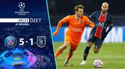 ÖZET   PSG 5-1 Başakşehir