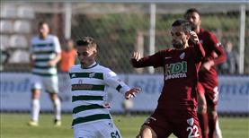 RH Bandırmaspor - Bursaspor maçının ardından