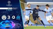 ÖZET | Manchester City 3-0 Marsilya