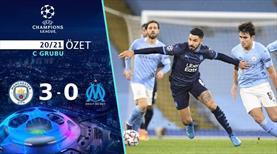 ÖZET   Manchester City 3-0 Marsilya