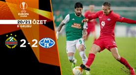 ÖZET | Rapid Wien 2-2 Molde