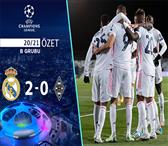 ÖZET | Real Madrid 2-0 B. M'gladbach