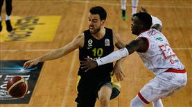 Karşıyaka, Fenerbahçe'yi devirdi
