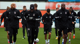 Beşiktaş'ta kupa mesaisi