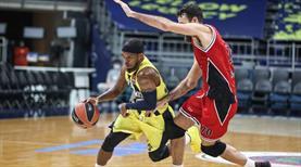 Fenerbahçe Beko 71-79 Olimpia Milano