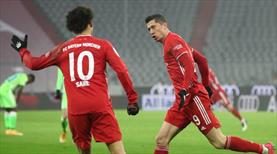 Lewandowski gollerine devam ediyor