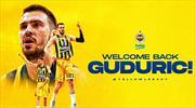 Guduric yeniden Fenerbahçe Beko'da
