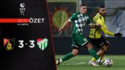 ÖZET | İstanbulspor 3-3 Bursaspor
