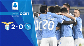 ÖZET | Lazio 2-0 Napoli