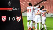 ÖZET | Y. Samsunspor 1-0 B. Boluspor