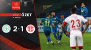 ÖZET | Çaykur Rizespor 2-1 FTA Antalyaspor