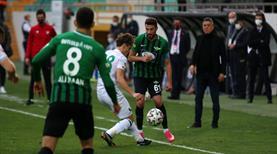 Akhisarspor-Giresunspor maçının ardından