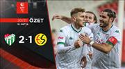 ÖZET | Bursaspor 2-1 Eskişehirspor