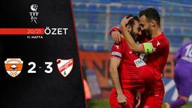 ÖZET | Adanaspor 2-3 Boluspor