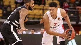 EuroLeague'de haftanın MVP'si Baldwin