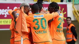 A. Alanyaspor - BtcTurk Y. Malatyaspor: 2-1 (ÖZET)