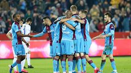 Trabzonspor - BB Erzurumspor: 5-0