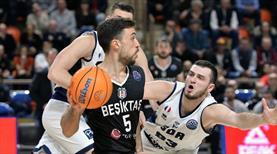 Beşiktaş Sompo Sigorta farklı mağlup