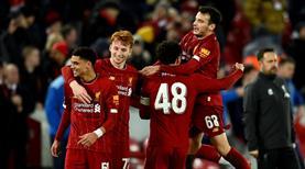 Liverpool kupada da emin adımlarla ilerliyor