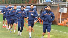 M. Başakşehir'de DG Sivasspor mesaisi sürüyor