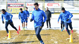Ankaragücü'nde hazırlıklar tamam
