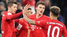 Gol düellosunda Bayern Münih turladı