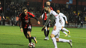 Fatih Karagümrük - Hatayspor: 1-1 (ÖZET)